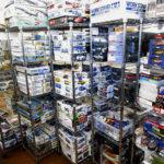 各種中古プラモデルやミニカーが1,000点以上、買取入荷致しました!