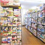 新着商品とジャンク商品の棚を増設いたしました!